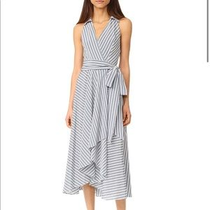 Milly Brooklyn Halter Dress